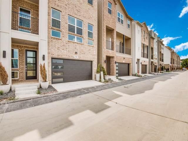 2530 El Camino Lane, Dallas, TX 75212 (MLS #14240427) :: The Hornburg Real Estate Group