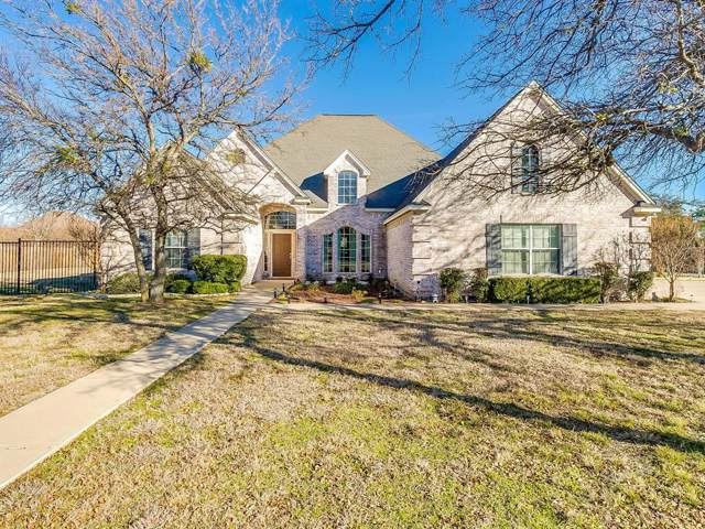 217 Deer Creek Drive, Aledo, TX 76008 (MLS #14240428) :: Potts Realty Group