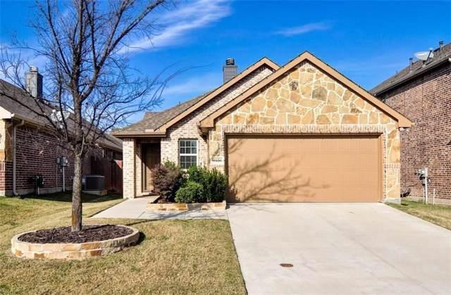 9936 Copperhead Lane, Mckinney, TX 75071 (MLS #14240434) :: Tenesha Lusk Realty Group