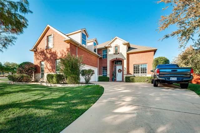 4001 Durrett Street, Fort Worth, TX 76244 (MLS #14240443) :: The Chad Smith Team