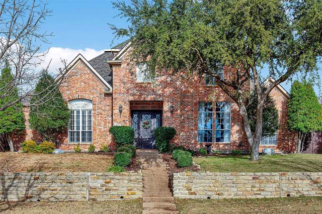 1221 Queen Peggy Lane, Lewisville, TX 75056 (MLS #14240450) :: Hargrove Realty Group
