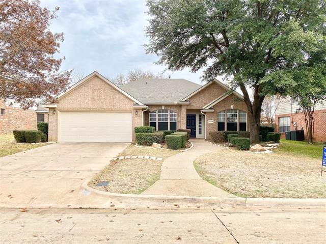 2104 Harvest Way, Mansfield, TX 76063 (MLS #14240452) :: The Chad Smith Team