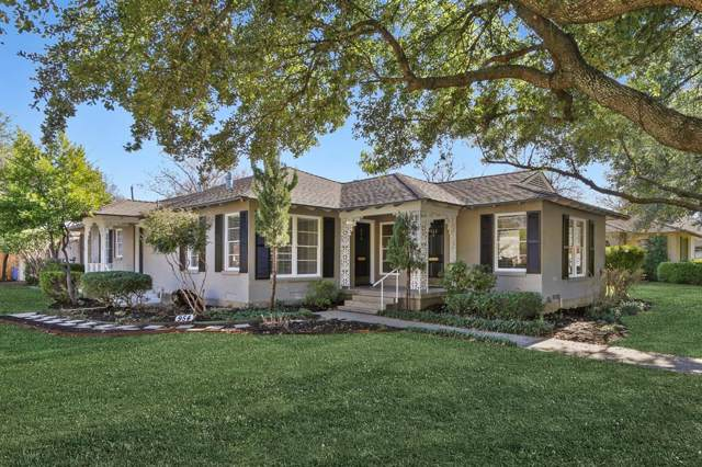 952 N Windomere Avenue, Dallas, TX 75208 (MLS #14240473) :: The Mitchell Group