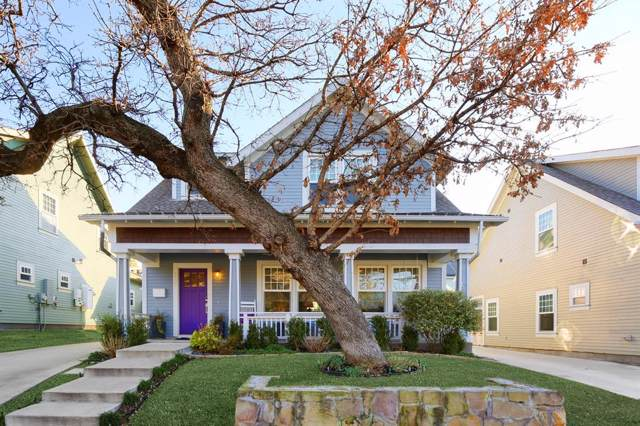 1622 Kings Highway, Dallas, TX 75208 (MLS #14240482) :: Real Estate By Design