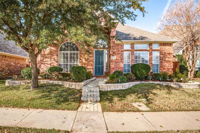 8513 Mustang Drive, Irving, TX 75063 (MLS #14240496) :: Potts Realty Group