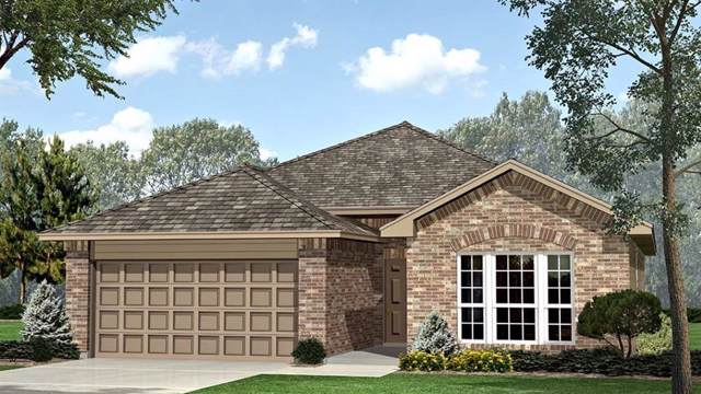 1202 Sausalito Trail, Cleburne, TX 76033 (MLS #14240501) :: The Kimberly Davis Group