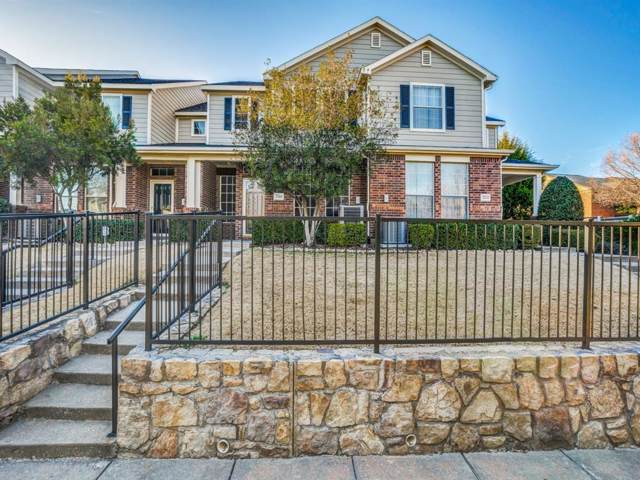 2248 Stoneleigh Place, Mckinney, TX 75071 (MLS #14240510) :: Hargrove Realty Group