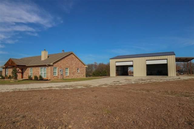16105 County Road 673, Leonard, TX 75452 (MLS #14240515) :: The Hornburg Real Estate Group