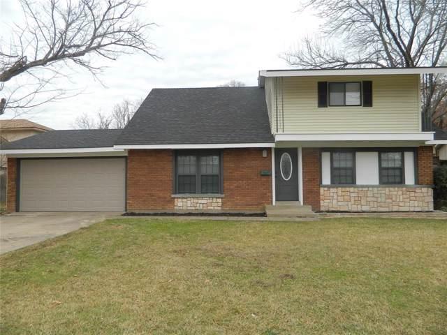 110 Ocean Drive, Richardson, TX 75081 (MLS #14240522) :: The Hornburg Real Estate Group