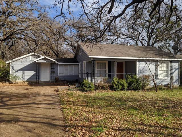 2409 Stark Street, Fort Worth, TX 76112 (MLS #14240529) :: The Chad Smith Team