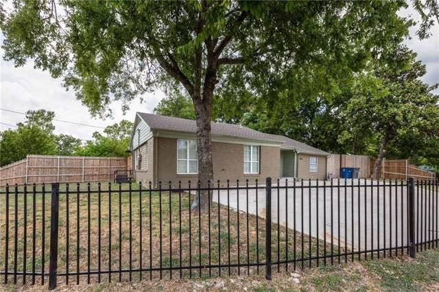 2741 Almeda Drive, Dallas, TX 75216 (MLS #14240530) :: The Hornburg Real Estate Group