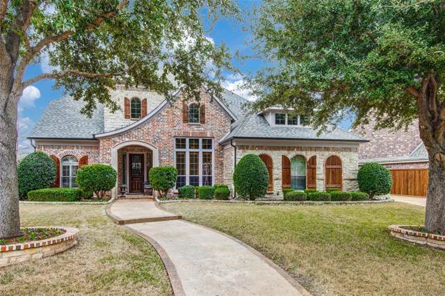 4983 Stillwater Trail, Frisco, TX 75034 (MLS #14240534) :: Hargrove Realty Group