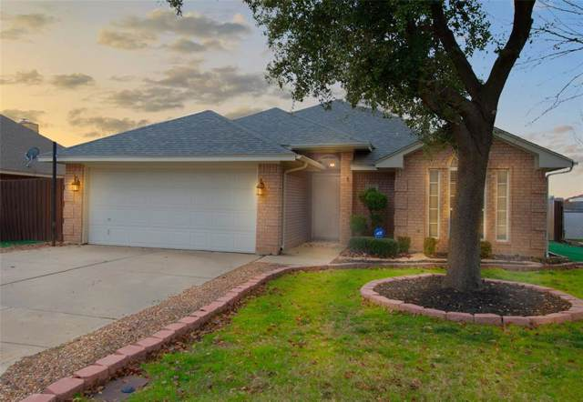 7851 Waxwing Circle W, Fort Worth, TX 76137 (MLS #14240536) :: Lynn Wilson with Keller Williams DFW/Southlake