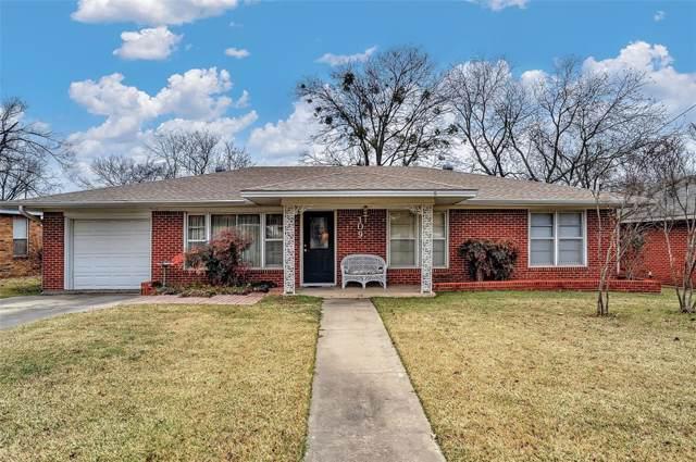 109 4th Street, Whitesboro, TX 76273 (MLS #14240548) :: HergGroup Dallas-Fort Worth