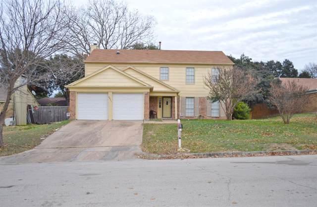 6621 Cliffside Court, Edgecliff Village, TX 76134 (MLS #14240551) :: 24:15 Realty
