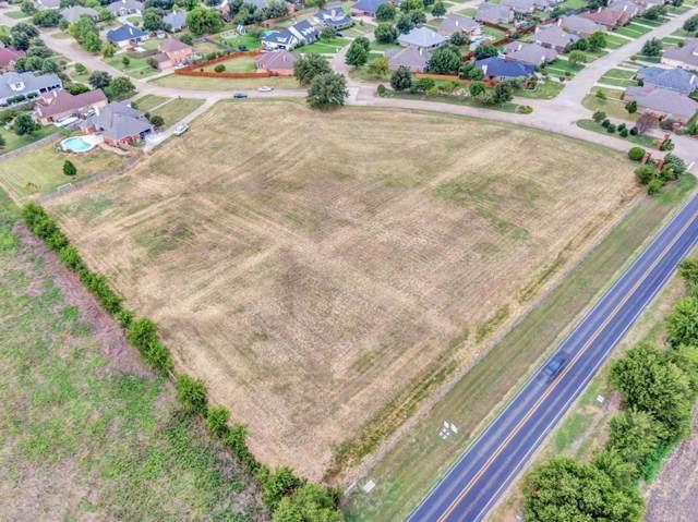 1001 Verbena Lane, Justin, TX 76247 (MLS #14240552) :: Frankie Arthur Real Estate