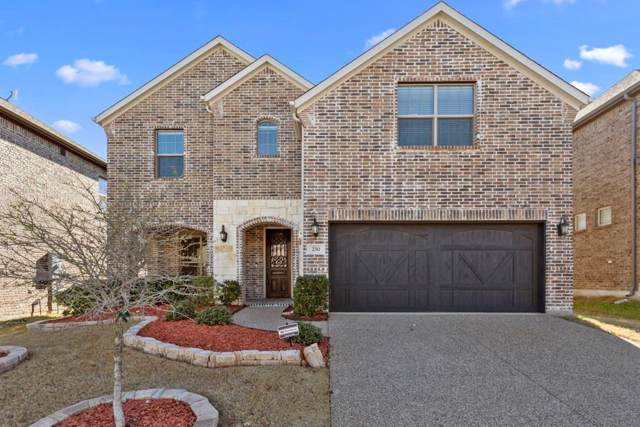 250 Bentley Drive, Midlothian, TX 76065 (MLS #14240597) :: Real Estate By Design