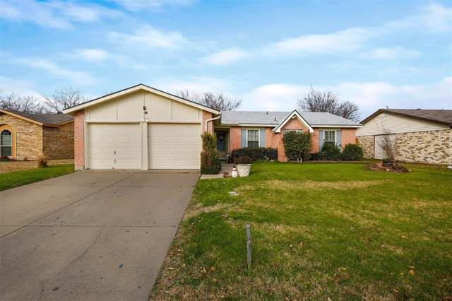 7113 Romford Way, North Richland Hills, TX 76182 (MLS #14240610) :: The Chad Smith Team