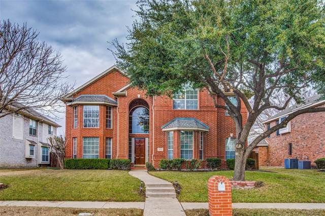 3609 Lowrey Way, Plano, TX 75025 (MLS #14240625) :: Trinity Premier Properties
