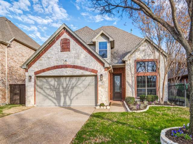 32 Emerald Pond Drive, Frisco, TX 75034 (MLS #14240638) :: Hargrove Realty Group