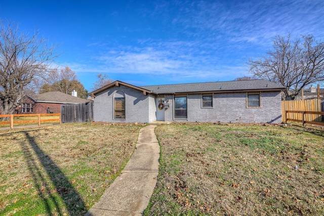 5301 Robin Road, Garland, TX 75043 (MLS #14240643) :: Frankie Arthur Real Estate
