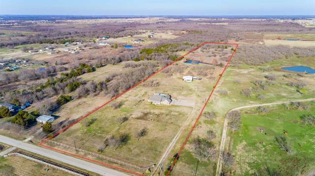 7677 Abner Road, Terrell, TX 75161 (MLS #14240663) :: Real Estate By Design