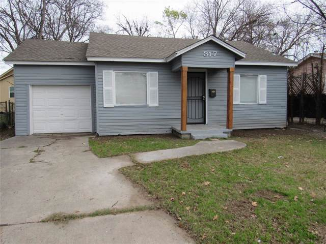 317 S Perkins, Fort Worth, TX 76103 (MLS #14240678) :: NewHomePrograms.com LLC