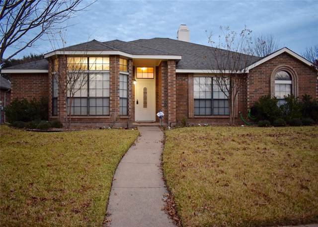 6933 George Brown Drive, Garland, TX 75043 (MLS #14240687) :: Potts Realty Group