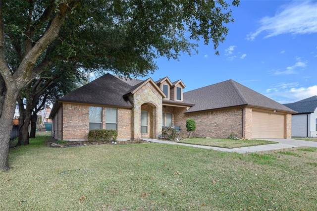 206 Scenic Drive, Heath, TX 75032 (MLS #14240694) :: The Mitchell Group