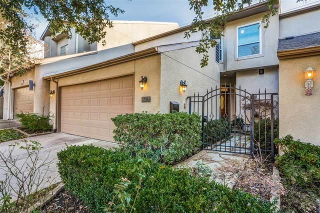 6434 Cedar Hollow Drive, Dallas, TX 75248 (MLS #14240707) :: Tenesha Lusk Realty Group