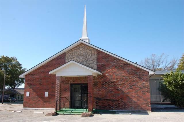 1612 Vaughn Boulevard, Fort Worth, TX 76105 (MLS #14240722) :: The Hornburg Real Estate Group
