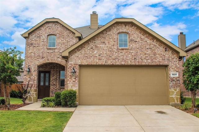 16011 Crosslake Court, Prosper, TX 75078 (MLS #14240755) :: HergGroup Dallas-Fort Worth