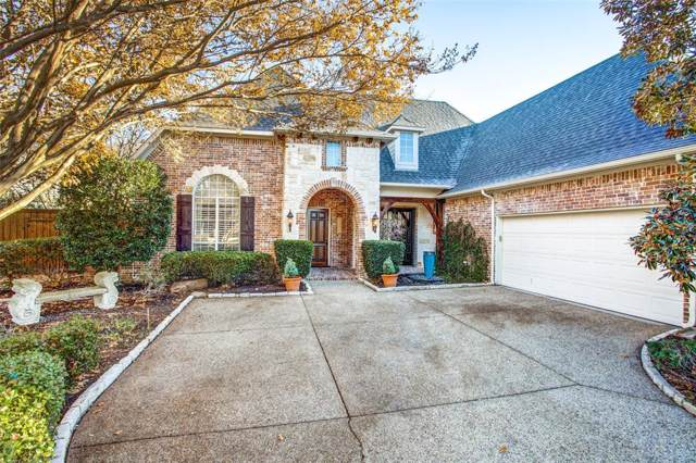8404 Quinton Point Drive, Plano, TX 75025 (MLS #14240758) :: The Good Home Team