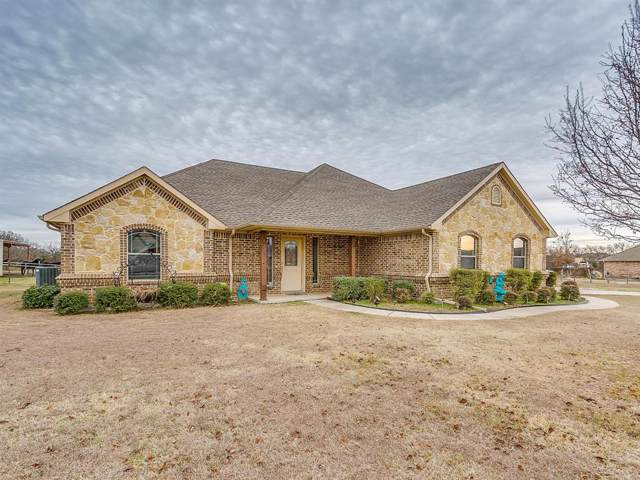 119 Cooperstown Drive, Springtown, TX 76082 (MLS #14240763) :: The Rhodes Team