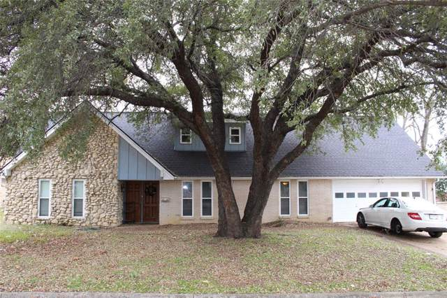 3533 Wren Avenue, Fort Worth, TX 76133 (MLS #14240768) :: Real Estate By Design