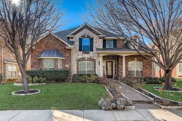 1125 Waterford Way, Allen, TX 75013 (MLS #14240774) :: The Good Home Team
