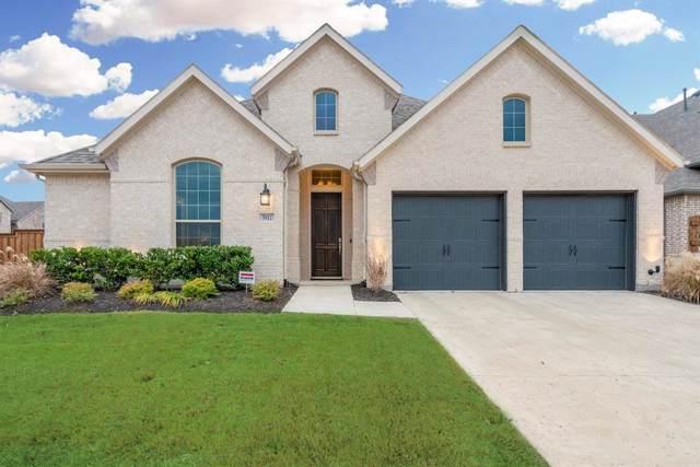 3911 Prairie Clover Lane, Prosper, TX 75078 (MLS #14240783) :: Tenesha Lusk Realty Group
