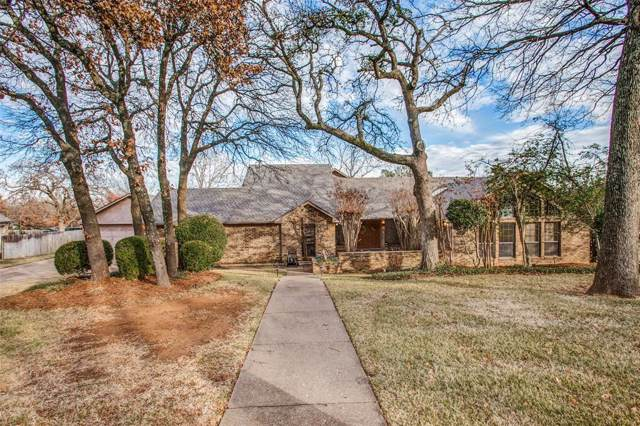 1708 Bellechase Drive, Keller, TX 76262 (MLS #14240836) :: Tenesha Lusk Realty Group