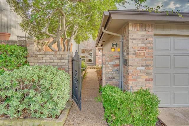 9610 Highland View Drive, Dallas, TX 75238 (MLS #14240864) :: Baldree Home Team