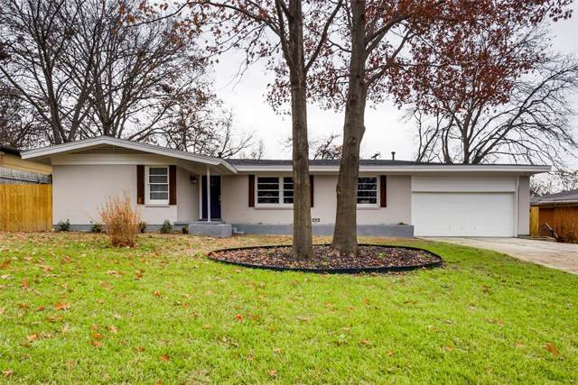 3413 Bilglade Road, Fort Worth, TX 76133 (MLS #14240881) :: Real Estate By Design