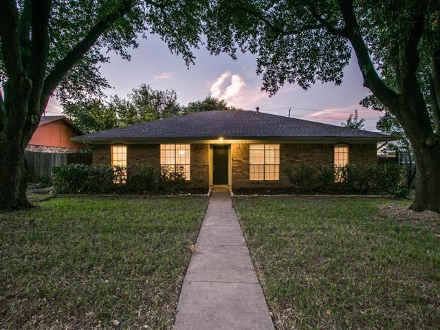 2409 Laurel Lane, Plano, TX 75074 (MLS #14240898) :: Hargrove Realty Group
