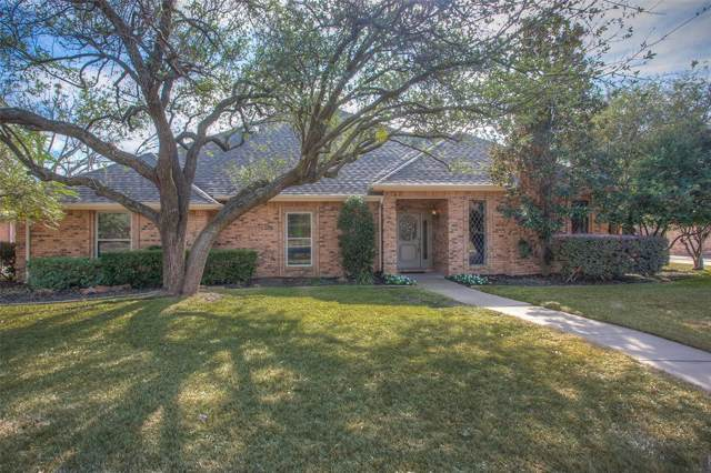 6705 Meadows West Drive S, Fort Worth, TX 76132 (MLS #14240904) :: Potts Realty Group