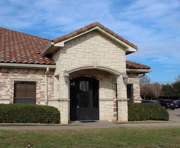 1511 W Mcdermott Drive #300, Allen, TX 75013 (MLS #14240905) :: Hargrove Realty Group