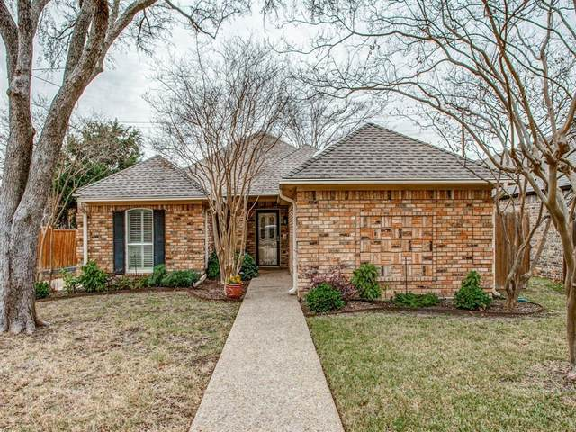 2204 Greenpark Drive, Richardson, TX 75082 (MLS #14240923) :: Robbins Real Estate Group