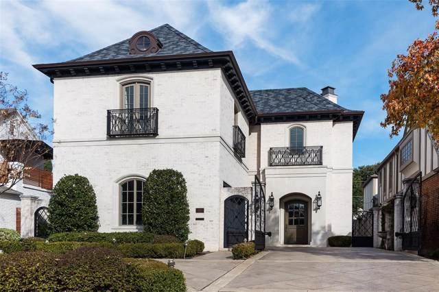 4316 Potomac Avenue, Highland Park, TX 75205 (MLS #14240929) :: Robbins Real Estate Group