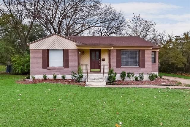 3912 Hawick Lane, Dallas, TX 75220 (MLS #14240932) :: The Mitchell Group