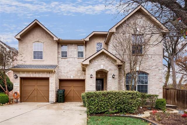 6533 Renewal Road, Plano, TX 75074 (MLS #14240942) :: Tenesha Lusk Realty Group