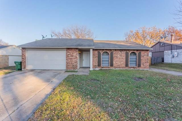 6500 Wakefield Road, North Richland Hills, TX 76182 (MLS #14240945) :: Tenesha Lusk Realty Group