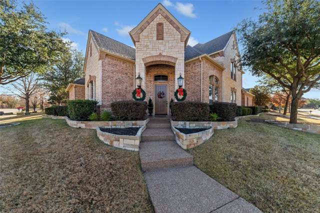 1112 Verona Way, Keller, TX 76248 (MLS #14240961) :: Tenesha Lusk Realty Group