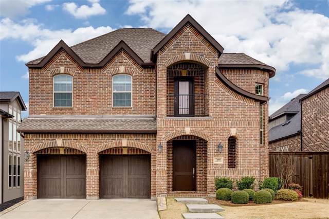 7105 Yardley Lane, Plano, TX 75024 (MLS #14240966) :: The Kimberly Davis Group
